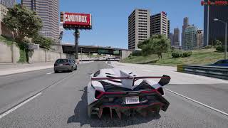 ►GTA 5 Ultra-Realistic Graphics! 4k 60 FPS NaturalVision Remastered GTA 5 PC Mod!