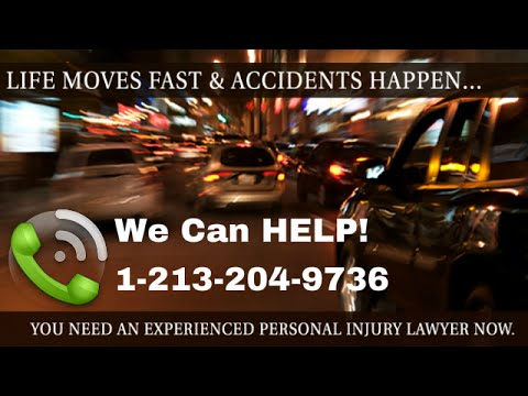Whittier Personal Injury Attorney  - 1-213-204-9736 - A Comprehensive Look Into Personal Injury Law