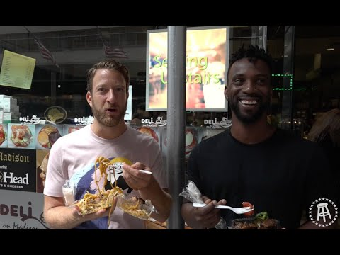 Barstool Pizza Review - Deli on Madison With Special Guest Andrew McCutchen