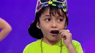 Programa Raul Gil Eu e as Crianças MC Hiago