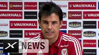 "Chris Coleman: ""Gareth Bale glaubt an das Team"" | Wales | EM-Quali"