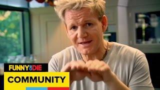 Yes It&#39s Funny: Gordon Ramsay&#39s &#39Crispy&#39 Pancake Recipe