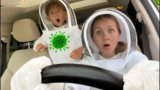 Senya and Mom against Viruses. Collection of Children's Stories