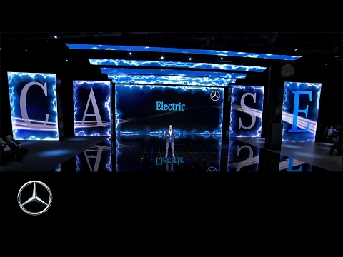 Paris Motor Show 2016: Mercedes-Benz Cars Press Conference – Mercedes-Benz original