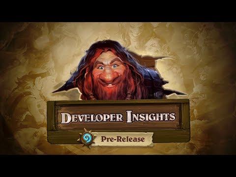 Developer Insights: Pre-Release | Hearthstone