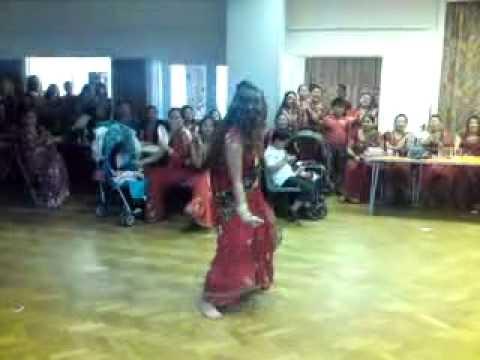 Teej 2010 Ashford UK-Hindi Dance