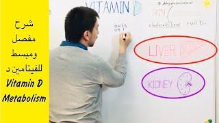 Vitamin D  شرح مفصل عن الفيتامين د
