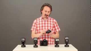 Урок фотографии №2. Основные возможности фотовспышек.