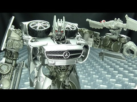 Studio Series Deluxe SOUNDWAVE: EmGo's Transformers Reviews N' Stuff