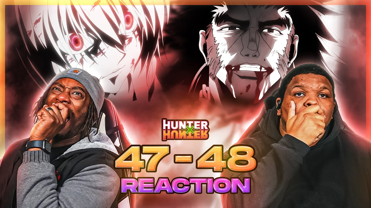 UVO'S LAST WORDS!! Hunter x Hunter: Season 1 - Episode 47 - 48 | Reaction