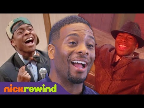 Kel Mitchell Reacts to his Best Kenan & Kel Scenes!  | NickRewind