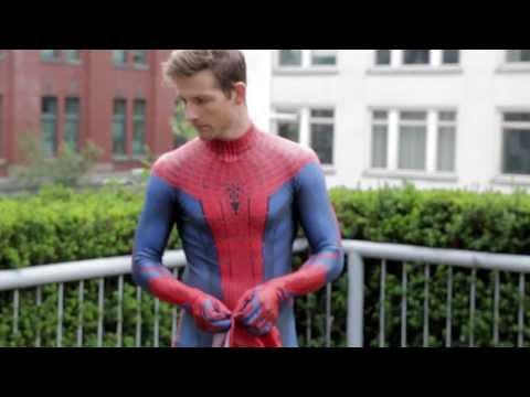 Amazing Spider-Man Cosplay Photoshoot