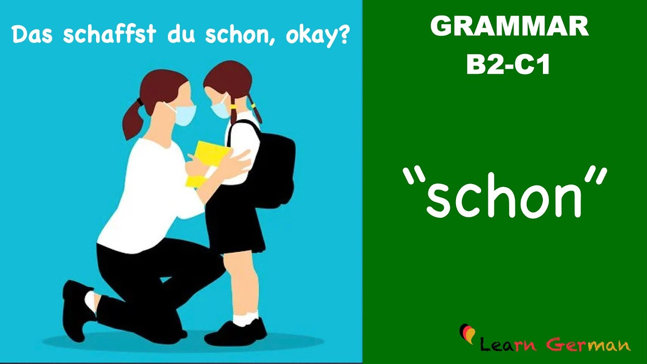 """""""schon"""" 