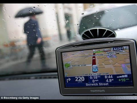 TomTom Scraps 'lifetime'support' For Map Updates