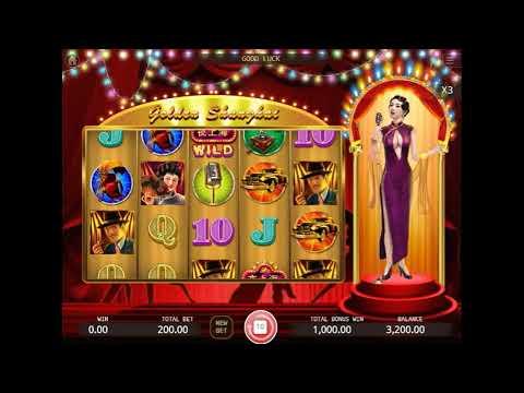 15 Free Spin Bonus - Golden Shanghai Slot by KA Gaming