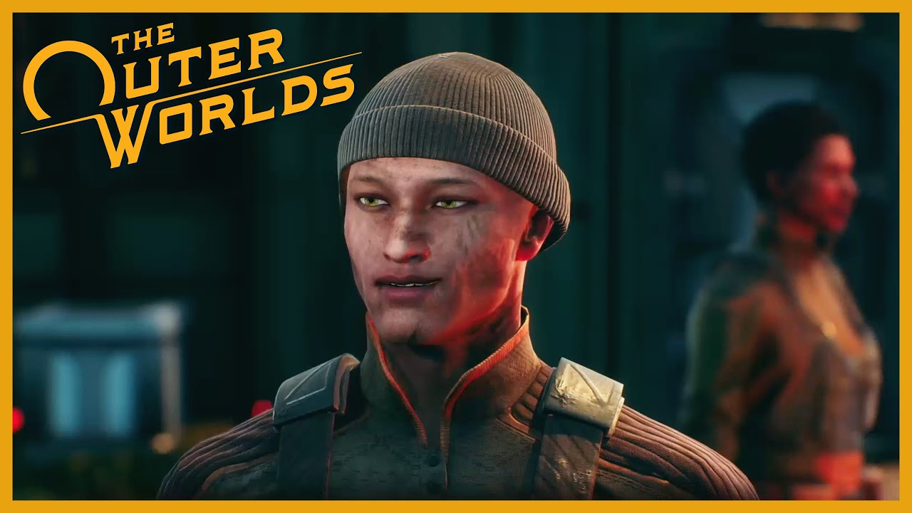 Let S Play The Outer Worlds The Frightened Engineer Side Quest Youtube Frightened engineer is one of the early quests in the outer worlds. youtube