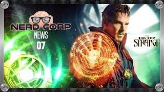 DOUTOR ESTRANHO! NerdCorp NEWS #07