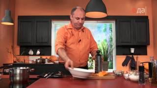 Приготовление блюд из тыквы