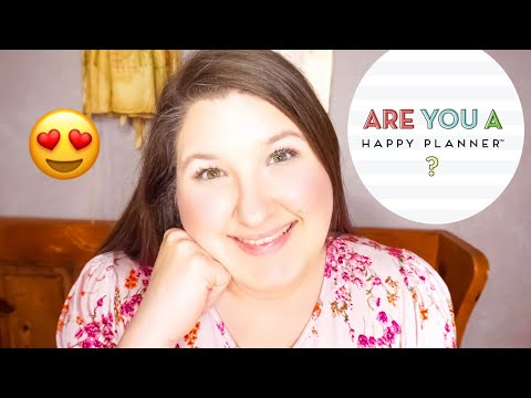 5 REASONS WHY I AM A HAPPY PLANNER GIRL | ME AND MY BIG IDEAS PLANNER