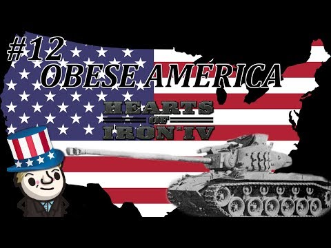 HoI4 - Obese America - Part 12