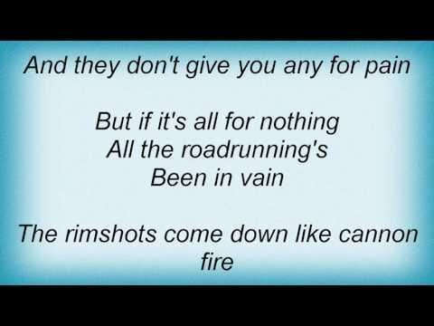 Emmylou Harris - All The Roadrunning Lyrics