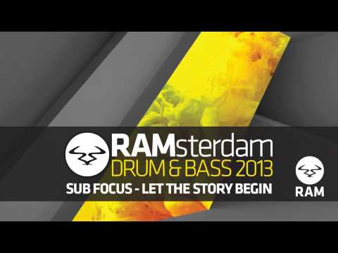 Download Sub Focus - Let The Story Begin #RAMsterdam Drum & Bass 2013 Mp3 Download MP3