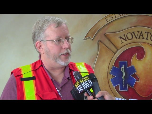 Novato Emergency Preparedness Drill—May 4, 2016