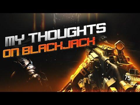 My Thoughts On BlackJack