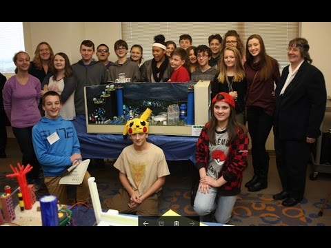 Batavia Middle School at Future City Competition Ohio Region 2017