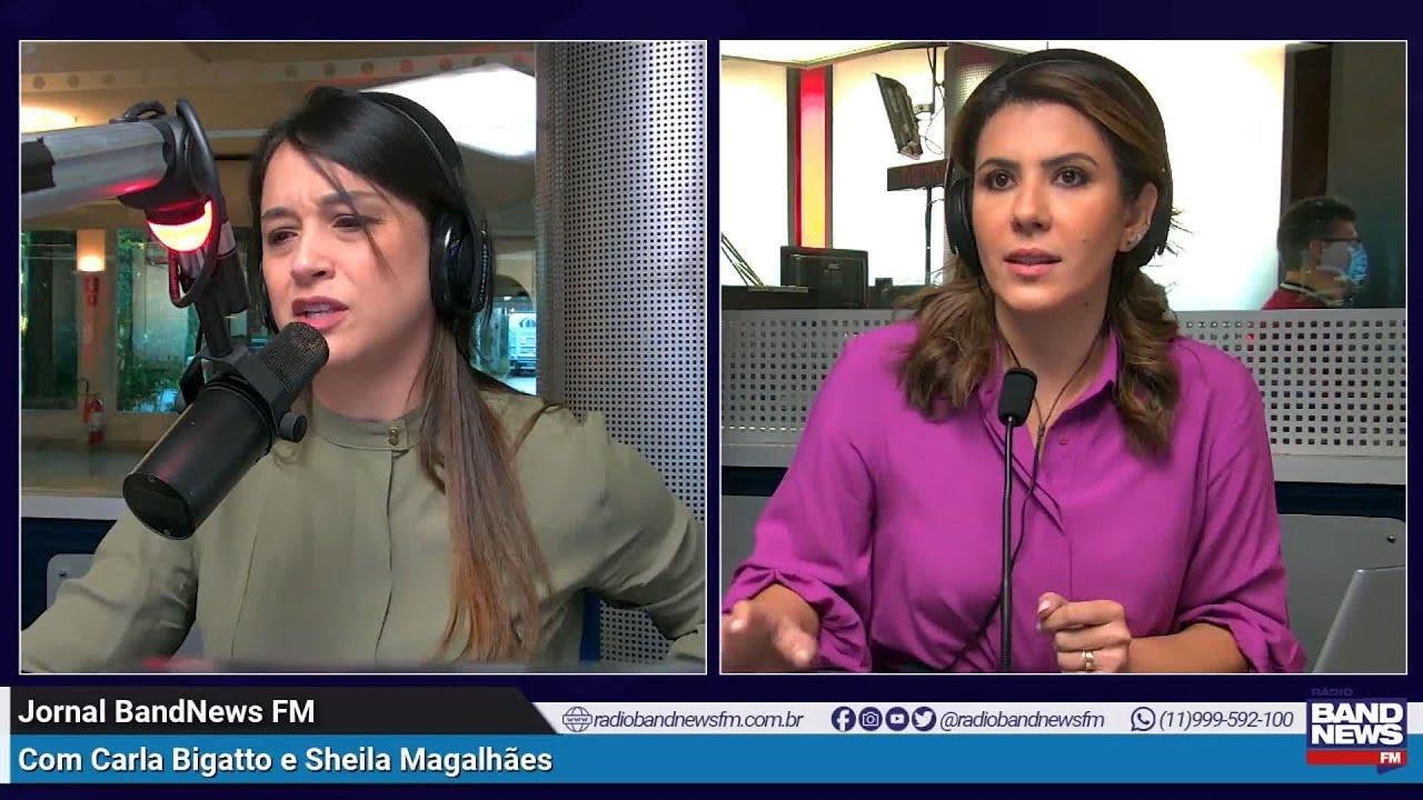 """Download Carla Bigatto sobre declaração de Bolsonaro: """"Tem cabimento pensar em eleições neste momento?"""""""
