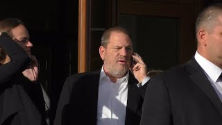 Harvey Weinstein, culpable de violación y delito sexual