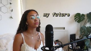 my future - billie eilish (cover)