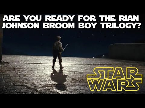 Details of Rian Johnson's trilogy supposedly leak and they're hilariously bad (and no doubt fake)