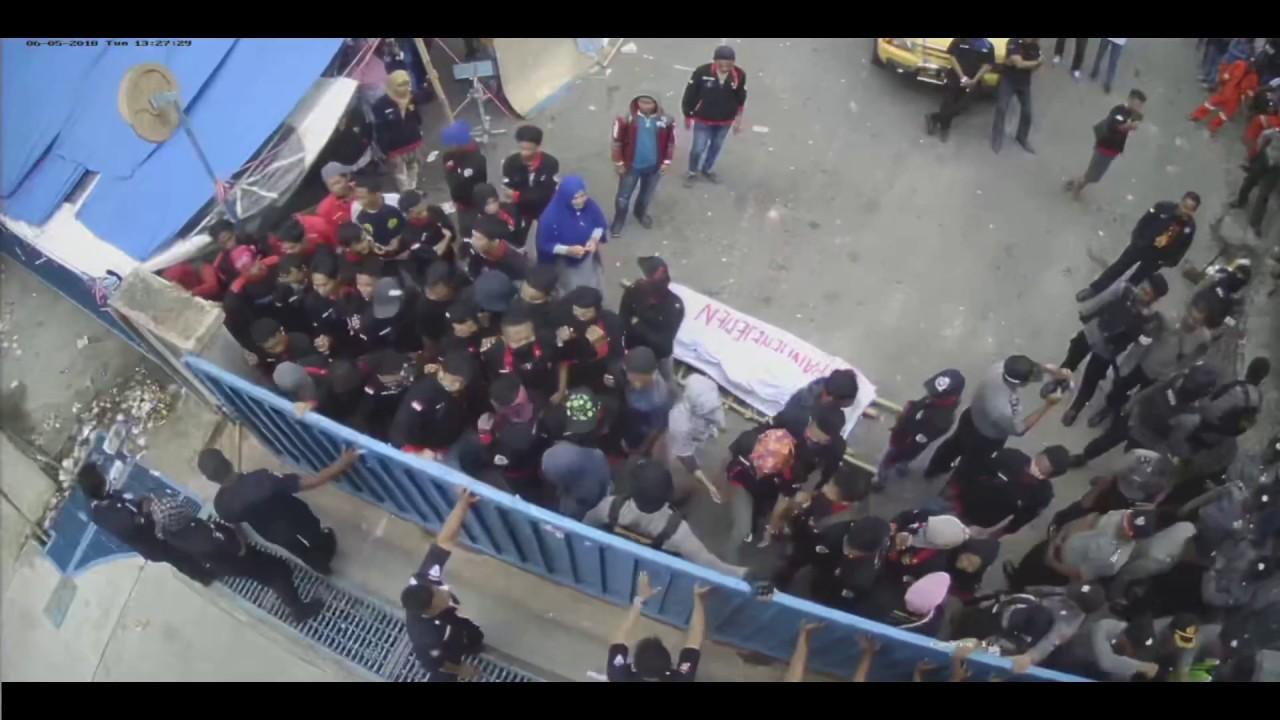 Download Demo Berakhir Pengrusakan di PT.Tai Cheng Development - Batam