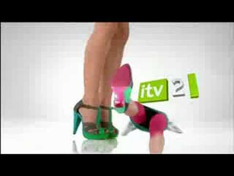 ITV2 - Ident - Boots / Dance - 2008