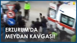 Son Dakika: Erzurum'da Meydan Kavgası! Durumu Ağır Olan Yaralı Hayatını Kaybetti!