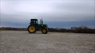 1984 John Deere 4450 MFWD tractor for sale | sold at auction April 15, 2015