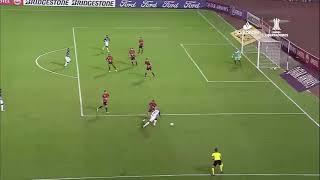Caracas vs. Junior [1-2] | RESUMEN | Fase 2 | CONMEBOL Libertadores 2021