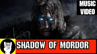 "SHADOW OF MORDOR RAP | TEAMHEADKICK ""Walk Into Mordor"""