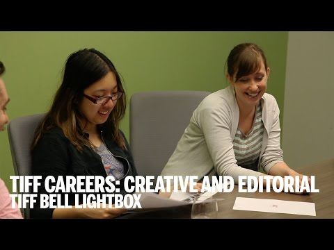 TIFF Careers: Creative and Editorial
