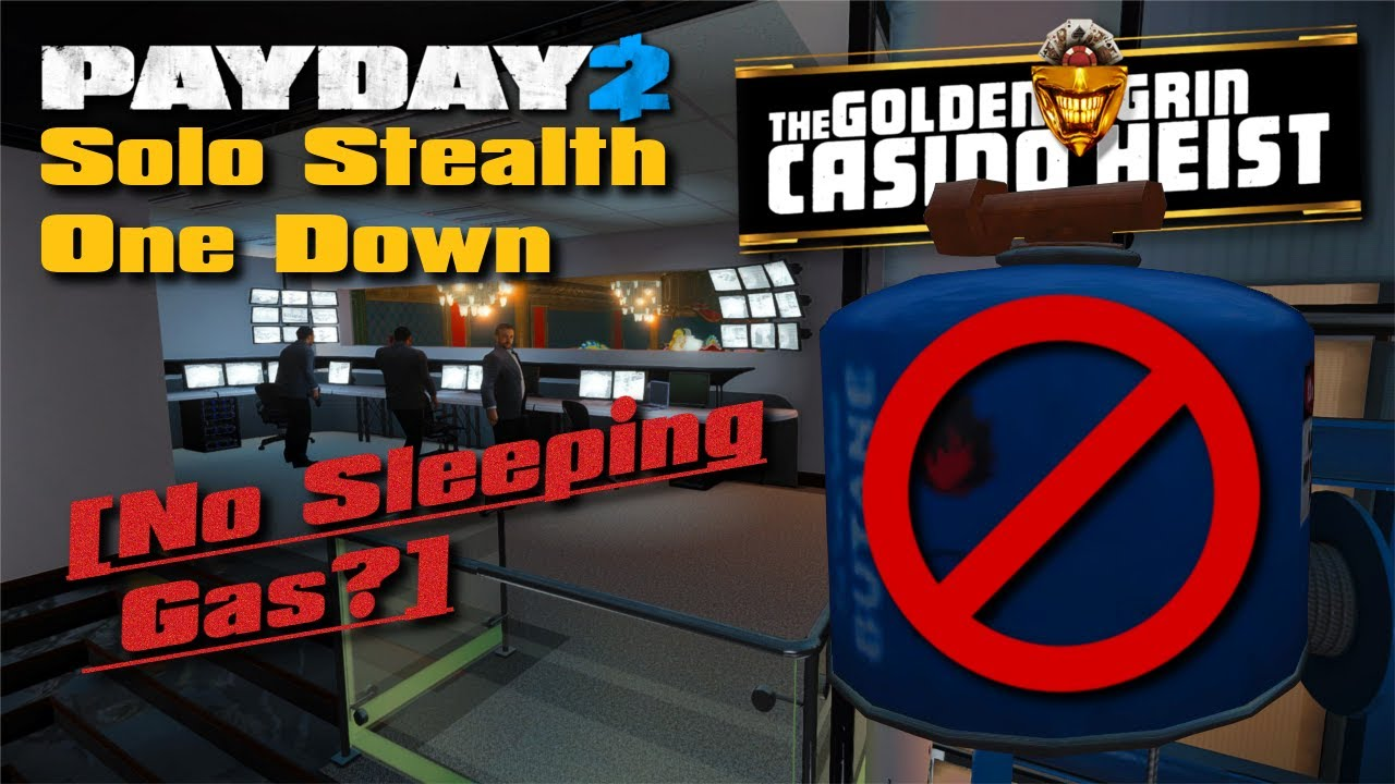 Golden Grin Casino Sleeping Gas