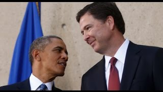 James Comey Refuses to Answer About Obama Spying on Trump