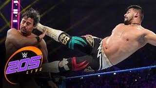 Raul Mendoza vs. Angel Garza: WWE 205 Live, Dec. 6, 2019