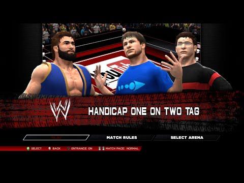 WWE 2K14 YouTube Tag Tournament (Semifinals) - 06 - LoadingReadyRun Vs. ProJirard The Finishist
