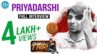 Pelli Choopulu Priyadarshi Full Interview | Frankly With TNR #29 | Talking Movies with iDream #198