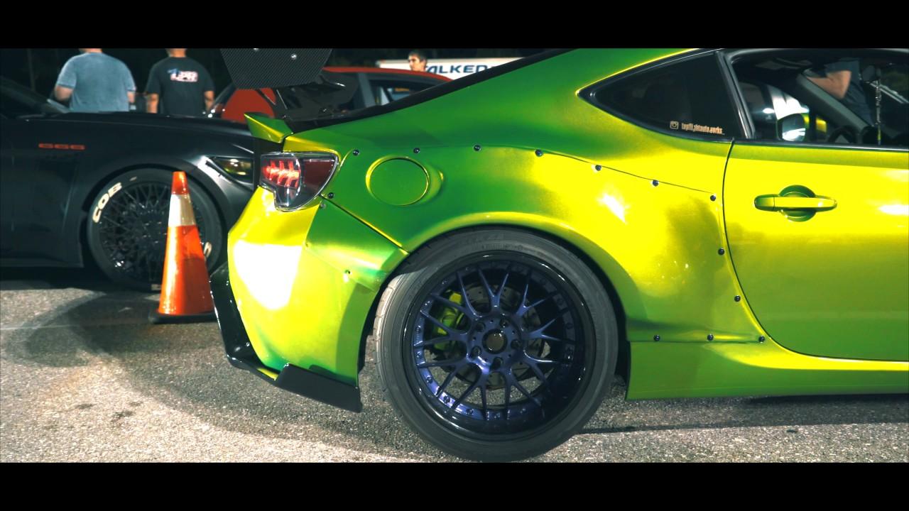 Clean Culture x Street Racing Made Safe SoFlo Throwdown ...