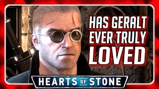 Witcher 3 🌟 Has Geralt Truely Loved (All Options) 🌟 HEARTS OF STONE