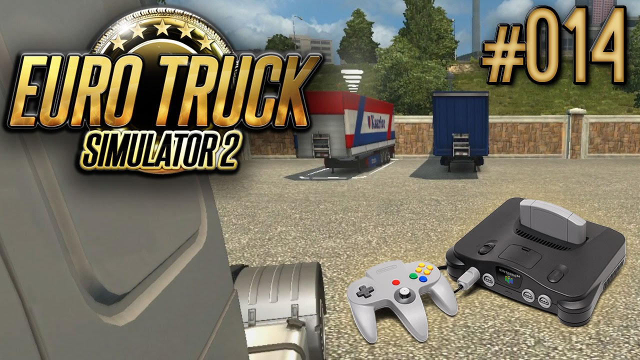 euro truck simulator 2 014 xbox one vs ps4 erste. Black Bedroom Furniture Sets. Home Design Ideas