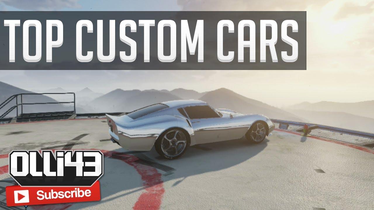 Gta online custom cars garage update gta 5 gameplay for Garage designer online
