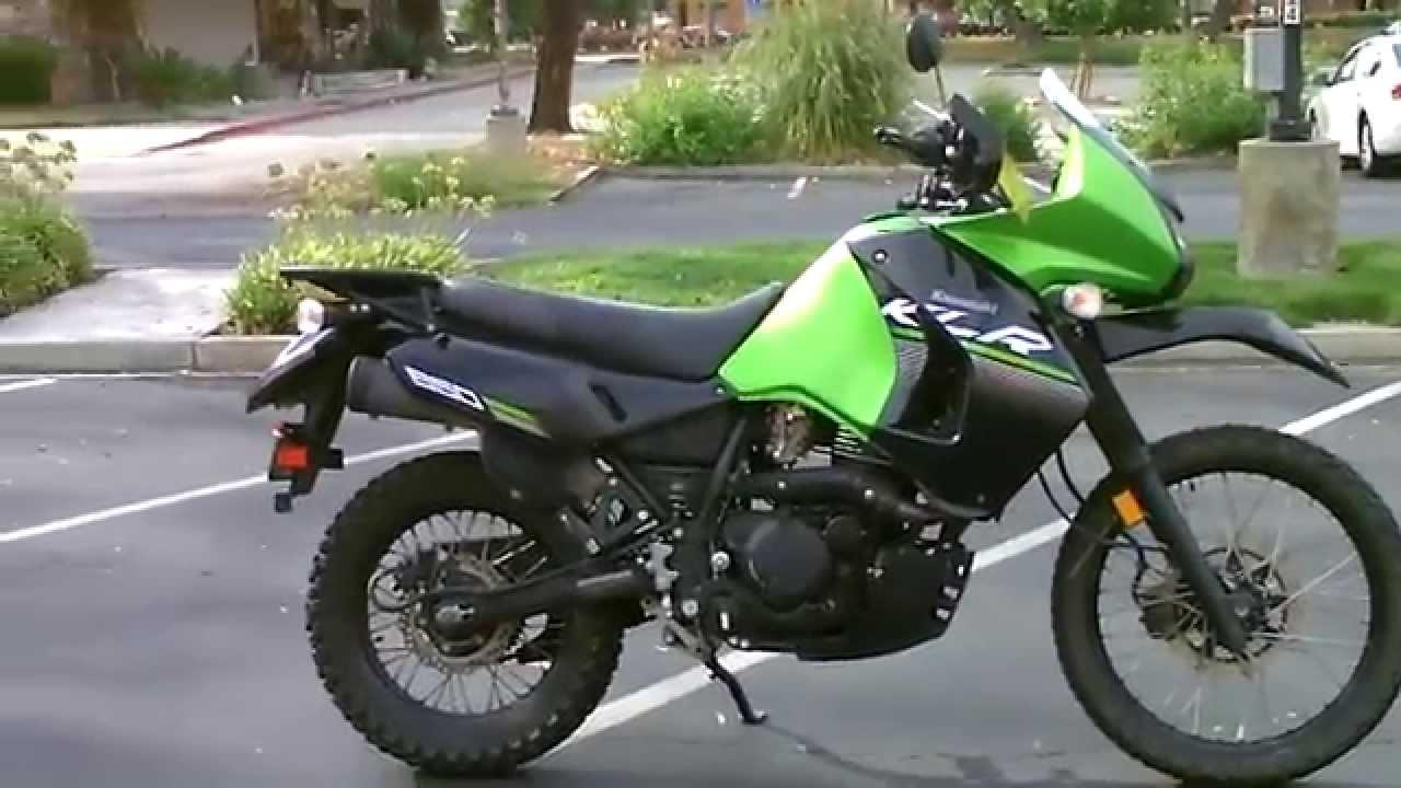 Maxresdefault on Kawasaki Kl650